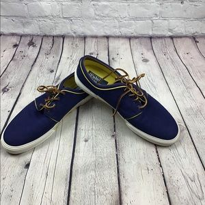 GREAT COND AUTH POLO RALPH LAUREN CAUSAL SNEAKERS